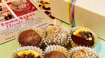 Looking for unique, thoughtful and tasty gift ideas? Try our chocolate gift ideas from EmmaBakes. Chocolate Orange, Chilli and Cinnamon and Chocolate Coconut truffles are such crowdpleasers, perfect for any special occasion.